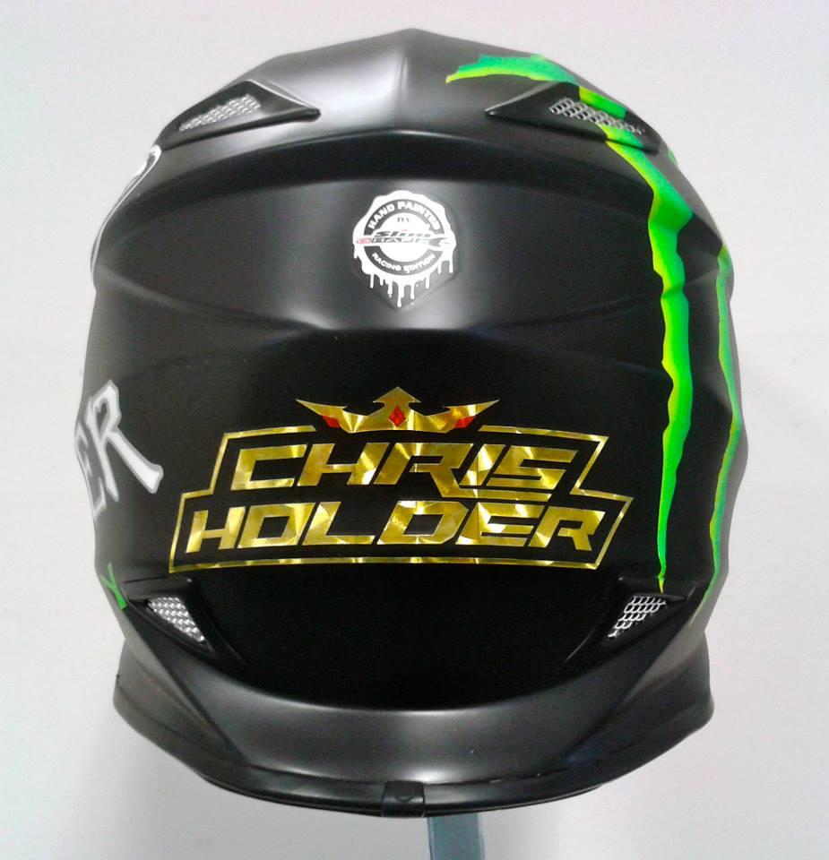 Chris Holder